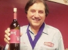 Grapes N' Barrels Owner Joe Guarino Winning an Award